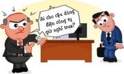Sếp đứng hình trước lý do nhân viên lãng phí