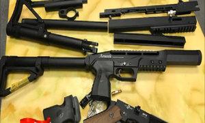4 khẩu súng hơi 'sát thương cao' chuyển' từ Nga về Việt Nam