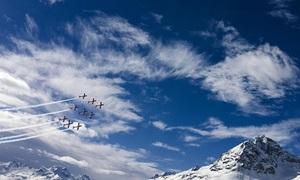 Tiêm kích Thụy Sĩ đánh rơi camera 260.000 USD