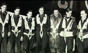 Phi công Anh thoát chết thần kỳ khi rơi từ độ cao 6.000 m