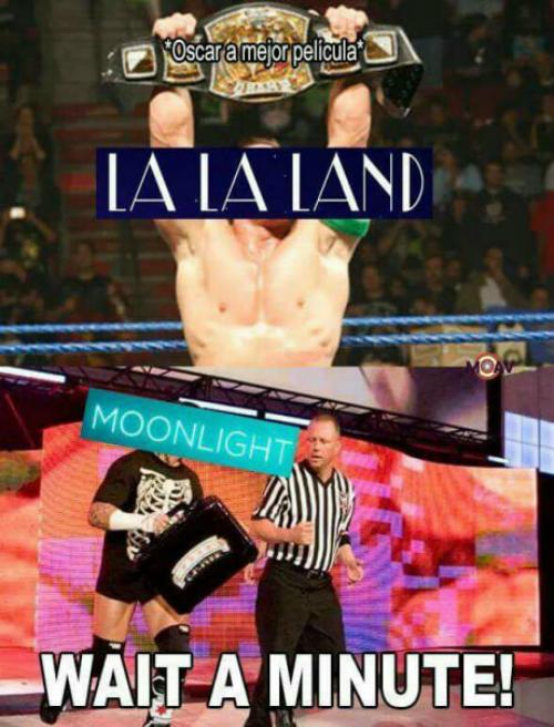 Phim Moonlight giành chiến thắng trong phút chót.
