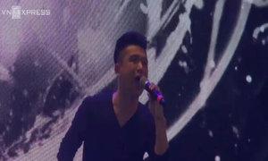 Đêm tưởng nhớ Trần Lập: Ca khúc 'Bông hồng thủy tinh'