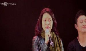 Vợ nghệ sĩ Trần Lập nghẹn ngào nhớ về chồng
