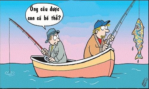 Nguyên nhân không nên đưa vợ đi câu cá