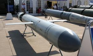 Tên lửa hành trình Klub-S uy lực trên tàu ngầm Kilo