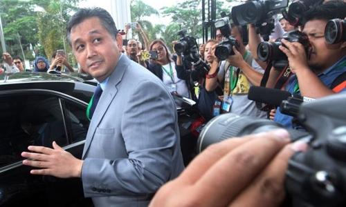 Phó đại sứ Indonesia tại Malaysia Andreano Erwin. Ảnh: Star.