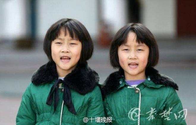 Trường tiểu học Trung Quốc có 28 cặp sinh đôi, sinh ba
