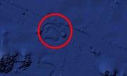 Vật thể lạ đường kính 4 km dưới đáy Thái Bình Dương