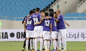Felda United FC 1-1 CLB Hà Nội
