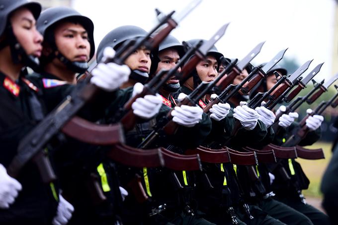 Sức mạnh của cảnh sát cơ động đặc nhiệm