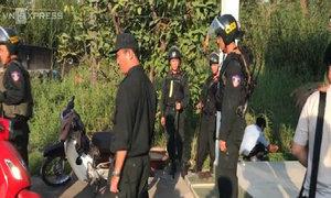 Cảnh sát bao vây 3 nhóm rút xăng xe bồn ở Sài Gòn