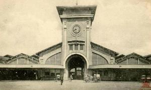 Bạn biết gì về chợ thuộc hàng cổ nhất Sài Gòn?