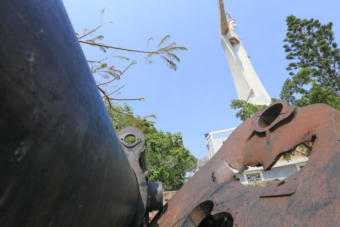 Trận địa pháo cổ lớn nhất Đông Dương tại Vũng Tàu