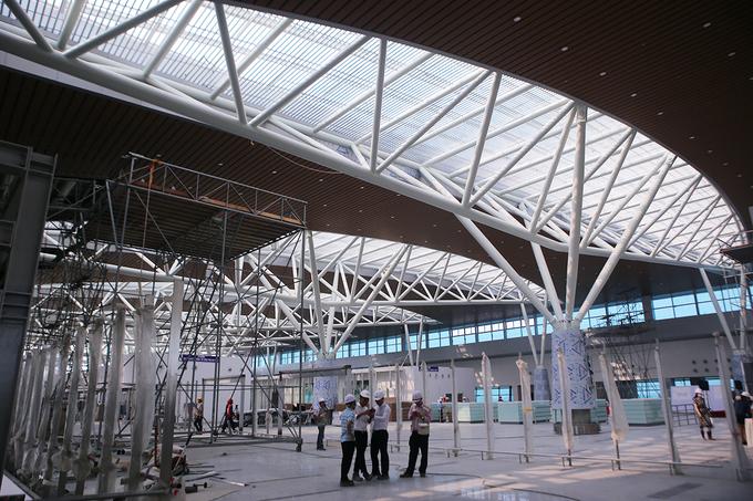 Nhà ga quốc tế 3.500 tỷ đồng đón APEC ở Đà Nẵng