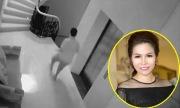 Trộm đột nhập nhà Hoa hậu Bùi Thị Hà do giúp việc quên chốt cửa