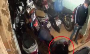 Trộm xe Air Blade ở nhà trọ Đà Lạt