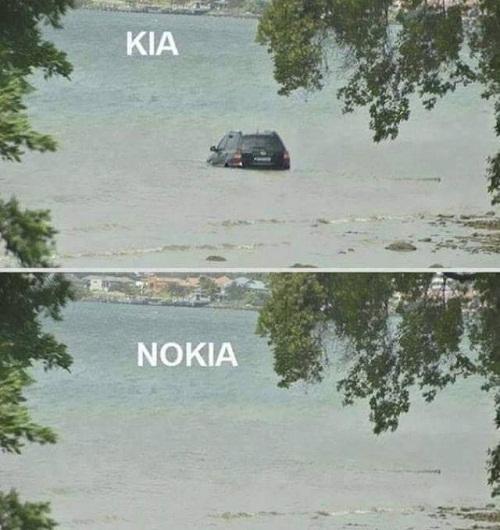 Nguồn gốc ra đời tên gọi điện thoại Nokia.