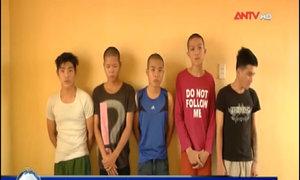 5 thanh niên truy sát ở Đồng Nai bị bắt