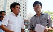 Ông Đoàn Ngọc Hải: 'Xử lý hết những gì lấn phố đi bộ Nguyễn Huệ'