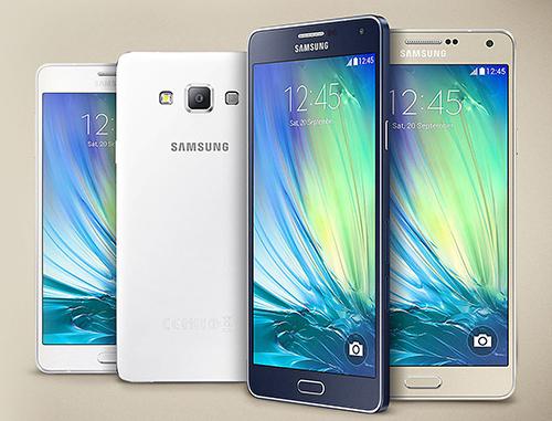 Samsung Galaxy A3 2017.