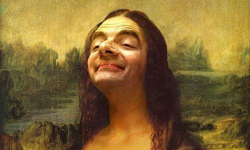 Nàng Mona Li-Đậu kiêu kỳ.