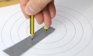 5 cách vẽ đường tròn không dùng compa