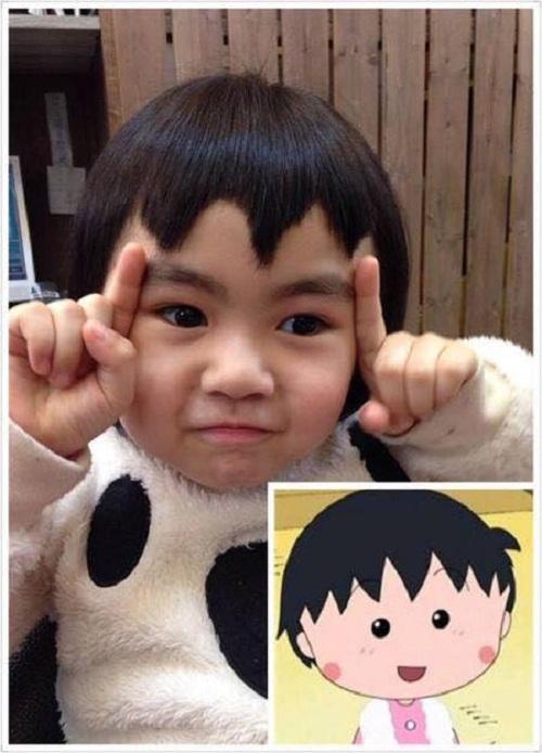 NhócMaruko phiên bản đời thực.