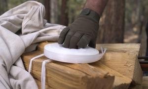 Dải băng nhựa siêu nhẹ nâng được khối bê tông 900 kg