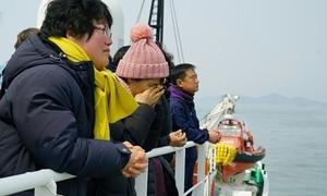 Thân nhân bức xúc vì xương động vật bị nhầm với nạn nhân chìm phà Sewol