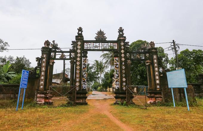 Dấu tích thành cổ hơn 1.000 năm của người Chăm ở Bình Định