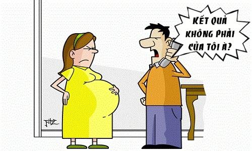 Vợ ăn tát vì bác sĩ lỡ lời - truyện cười Cá tháng Tư - VnExpress