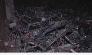 Sinh viên bỏng nặng, gãy chân trong đám cháy ký túc xá Nha Trang