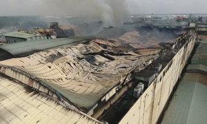 Cảnh sát TP HCM lý giải nguyên nhân vụ cháy 5 ngày ở Cần Thơ