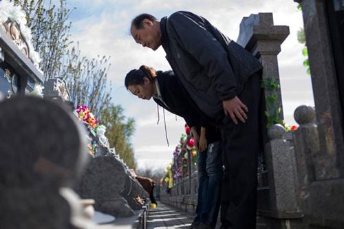 hàng triệu người Trung Quốc sẽ cùng nhau tổ chức viếng mộ,