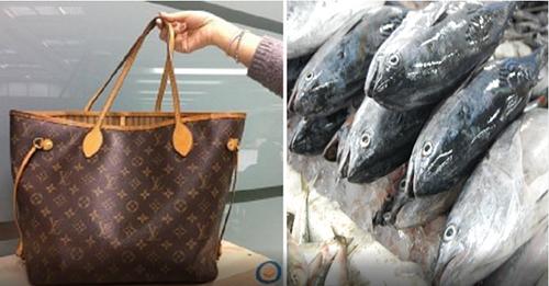 Chiếc túi Neverfull đang được Louis Vuitton bán với giá 1.260 USD. Ảnh: Louis Vuitton.