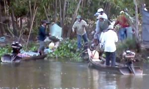 Cung đường buôn lậu từ Campuchia về TP HCM