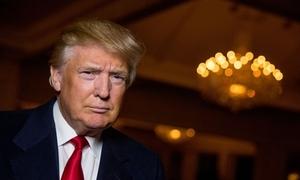 Trump tính trừng phạt Nga, Iran vì vấn đề Syria