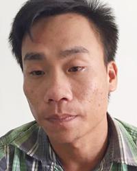 Phong khai cần tiền tiêu xài nên rủ đàn em đi cướp tài sản người đi đường: Ảnh: Sơn Phú.