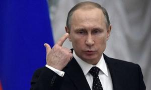 Putin cáo buộc Mỹ âm mưu giả vũ khí hoá học ở Syria
