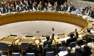 Nga bác bỏ dự thảo nghị quyết LHQ về Syria