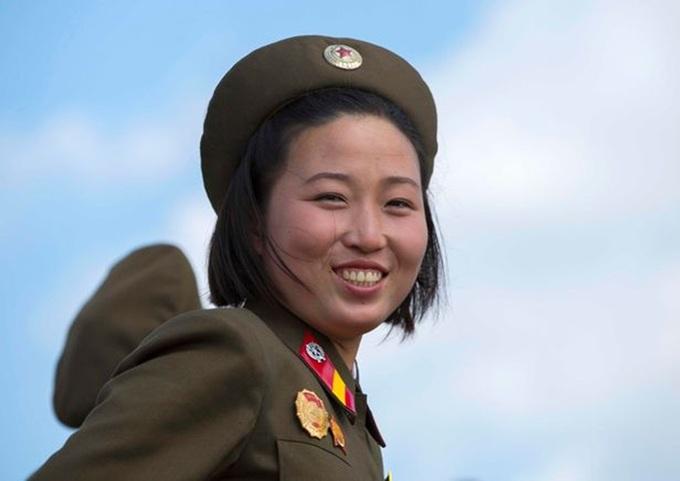 Binh sĩ Triều Tiên dưới góc nhìn của nhiếp ảnh gia Pháp