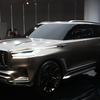 QX80 Monograph - SUV hạng sang mới trong tương lai