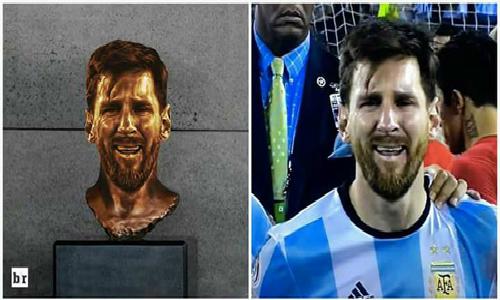 Fan Barca đã khóc như chưa bao giờ được khóc.