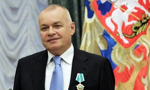 Ông Dmitry Kiselyov. Ảnh: AFP.