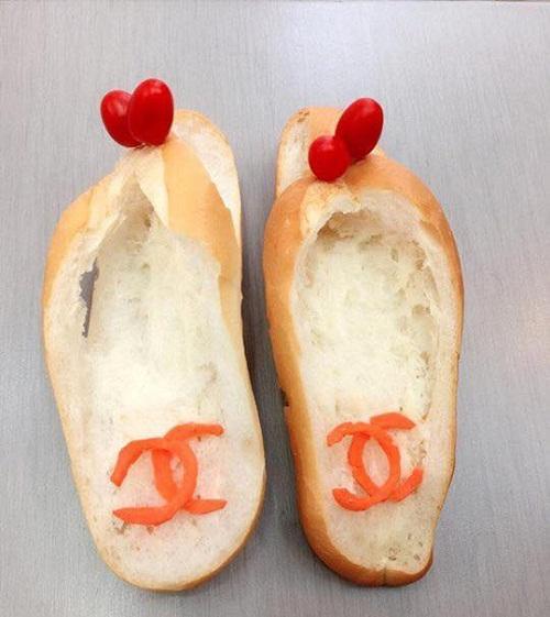 Chanel ra mắt mẫu giày bánh mỳ.
