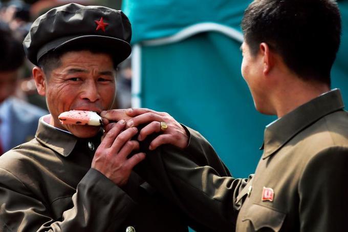 Hơi thở cuộc sống ở Triều Tiên