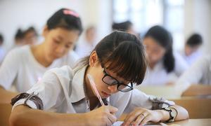 26.000 học sinh Hà Nội không có cơ hội vào cấp ba công lập