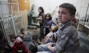 Pháp tuyên bố có bằng chứng việc Syria sử dụng vũ khí hóa học