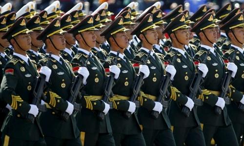Quân đội Trung Quốc mở cửa cho công ty tư nhân đầu tư. Ảnh minh họa: Reuters