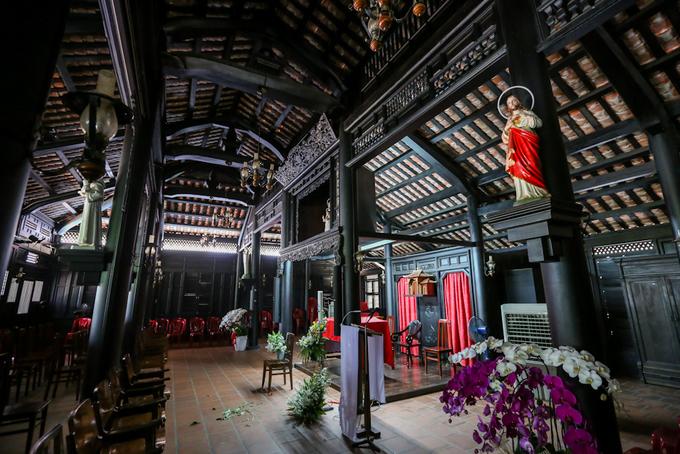 Nhà cổ nhất Sài Gòn từng là nơi ở của giám mục Bá Đa Lộc